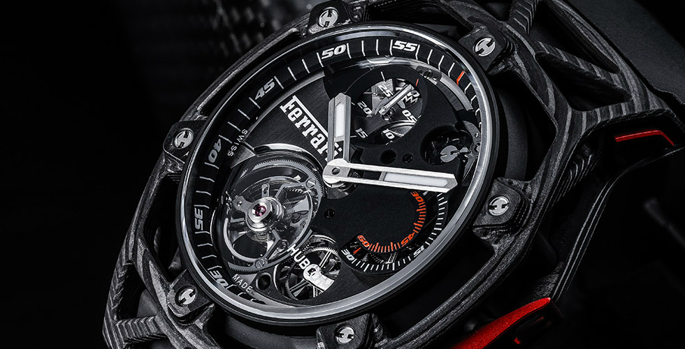 Ferrari Celebrates 70th Anniversary With Hublot Watch