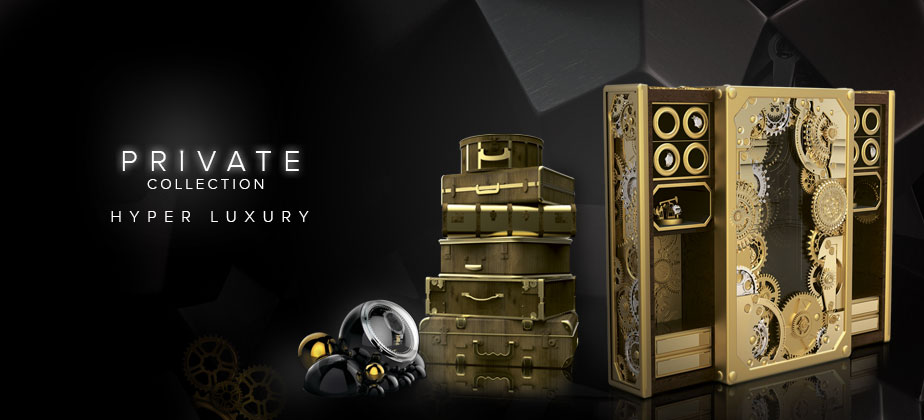 The most Refined Luxury Safes to Keep Your Jewelry jewelry The most Refined Luxury Safes to Keep Your Jewelry luxury safes private collection hyper luxury