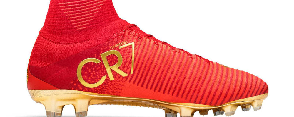 Discover Cristiano Ronaldo's Nike Limited Edition Boots Limited Edition Discover Cristiano Ronaldo's Nike Limited Edition Boots feagture