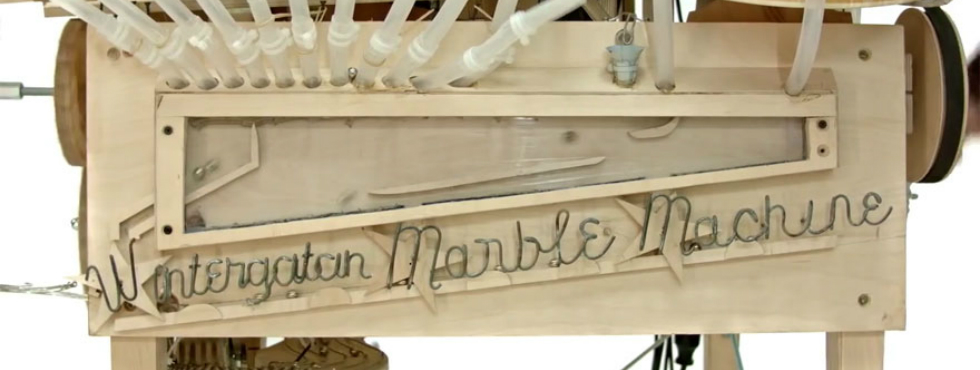 Exclusive Design: Orchestra Machine Creates Music With Marbles exclusive design Exclusive Design: Orchestra Machine Creates Music With Marbles Exclusive Design Orchestra Machine Creates Music With Marbles