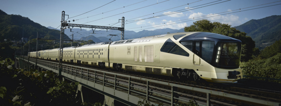 Luxury Train by Ferrari and Maserati designer luxury train Luxury Train by Ferrari and Maserati designer Luxury Train by Ferrari and Maserati designer