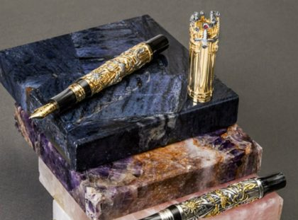 game of thrones game of thrones Game of Thrones Writing Instrument Collection by Montegrappa 000 2 420x311