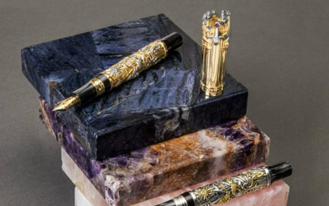 game of thrones game of thrones Game of Thrones Writing Instrument Collection by Montegrappa 000 2 480x300