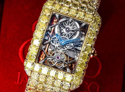 The Jacob & Co Watches - Millionnaire Is A Diamond Galaxy jacob & co The Jacob & Co Watches – Millionnaire Is A Diamond Galaxy The Jacob Co
