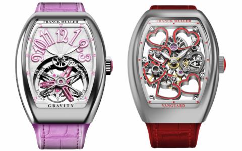 franck muller Valentines Day Special: Franck Muller Debuts Vanguard Valentines Day Special Franck Muller Debuts Vanguard 3 480x300