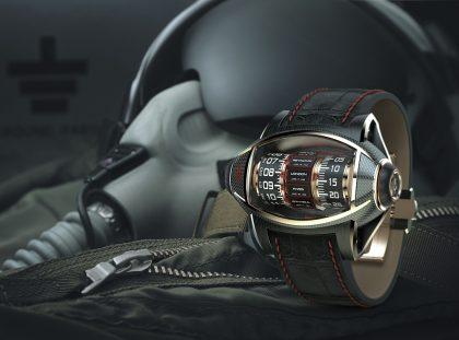 Germain Baillot's Aeronautics Inspired Timepiece timepiece Germain Baillot's Aeronautics Inspired Timepiece bca1b142061953