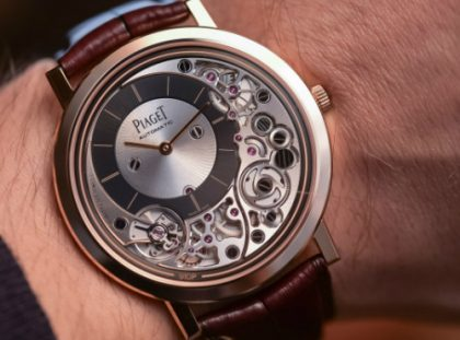 The Best Luxury Watches from SIHH 2018 luxury watches The Best Luxury Watches from SIHH 2018 featured 420x311