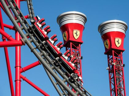 Welcome to the Exclusive Experience on Ferrari Land ferrari land Welcome to the Exclusive Experience on Ferrari Land 2rd ferrari land portaventura world 420x311