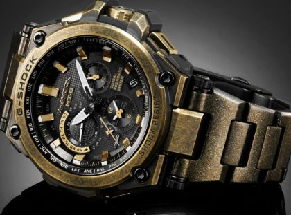 Limited Edition G-Shock Casio Watch: The Hammer Tone