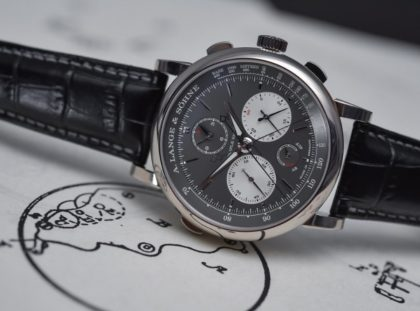 The First Triple Split Watch At SIHH Event
