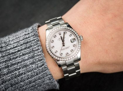 Top Feminine Luxury Watches at Baselworld 2018