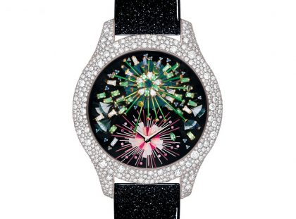 Grand Soir: The New Timepiece by Dior dior Grand Soir: The New Timepiece by Dior COVER 420x311