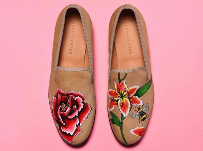 Discover Duke Dexter Exclusive Hand Painted Shoes duke dexter Discover Duke Dexter Exclusive Hand Painted Shoes HTTP 1 420x311