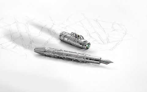 limited edition Montblanc New Limited Edition Heritage Metamorphosis Pen LuxExpose MB Spider LE10 PR Composing RGB 180226 1 480x300