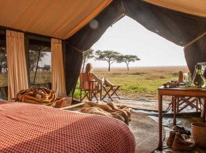 Exclusive Destinations: Tanzania's Luxury Intimate Safari Camps safari camps Exclusive Destinations: Tanzania's Luxury Intimate Safari Camps camp 1 420x311