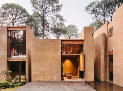 Mexican Architecture - Entre Pinos by Taller Hector Barroso Mexican Architecture Mexican Architecture – Entre Pinos by Taller Hector Barroso f9 entre pinos valle de bravo mexico by taller hector barroso yatzer 1 420x311