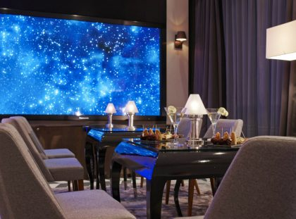 21ST Century Luxury: Eccleston Square Hotel