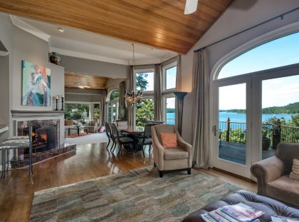 Limited Experience Inside Verbena's Lake House