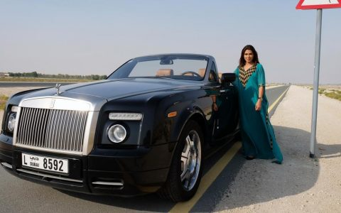 luxury cars Luxury Cars Inside Dubai's First All-Female Luxury Cars Club DJ 280617 WK Motoring profile Mazouzi 20054 480x300