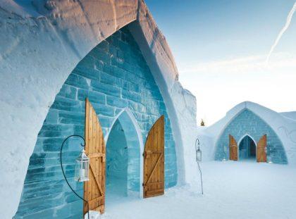 Unique Resort | The Ice Hotel Jukkasjärvi