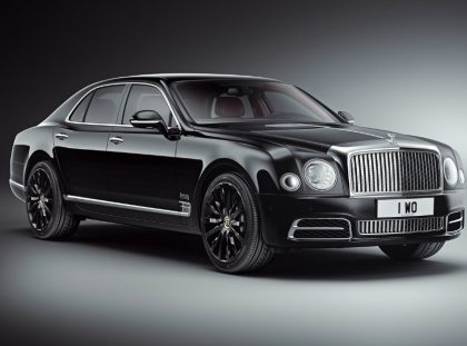 Bentley celebrates Its 100th birthday with a special edition Mulsanne bentley Bentley celebrates Its 100th birthday with a special edition Mulsanne featured 8 420x311