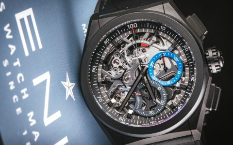 Zenith Watches Zenith Watches' New DEFY Collection Zenith Watches New DEFY Collection 4 cover 480x300