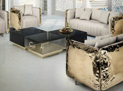 Imperfectio Sofa & Armchair – Fine Art Pieces by Boca do Lobo