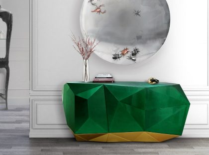 """Diamonds Are Forever"" – Luxury Furniture by Boca do Lobo"