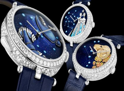 Limited Edition: Luxury Watches Inspired By The Zodiac