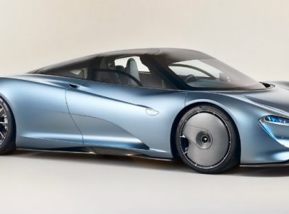 A Momentous of Art, Technology and Velocity | The Mclaren The Mclaren A Momentous of Art, Technology and Velocity | The Mclaren mclaren speedtail hypercar designboom 1800    420x311
