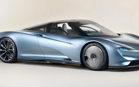 The Mclaren A Momentous of Art, Technology and Velocity | The Mclaren mclaren speedtail hypercar designboom 1800    480x300