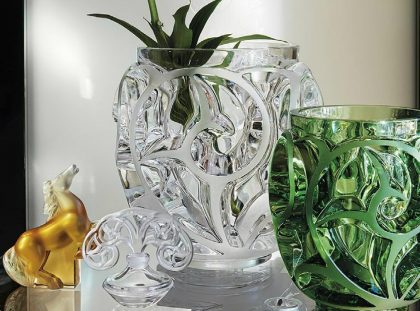 Limited Edition - Tourbillons Vases by René Lalique rené lalique Limited Edition – Tourbillons Vases by René Lalique Limited Edition Tourbillons Vase by Ren   Lalique featured 420x311