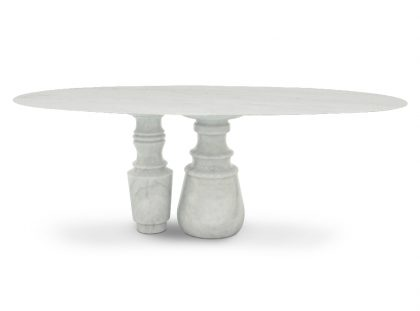 Get Amazed by the New Pietra Marble Tables by Boca do Lobo