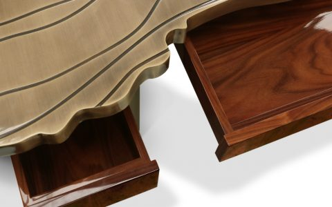 Unique Tables The Essence of Empowerment Through Fortuna Unique Tables Fortuna Desk by Boca do Lobo featured 480x300