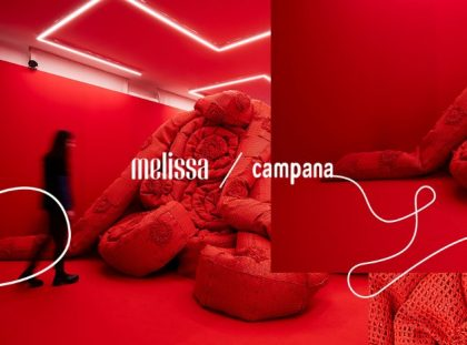 Milan Design Week 2019 - Crochet Exhibition by Melissa + Campana Brothers FT