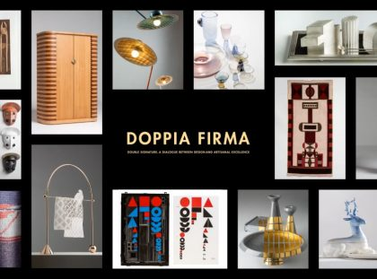Milan Design Week 2019 - Masterpieces Of Craftsmanship In Doppia Firma FT