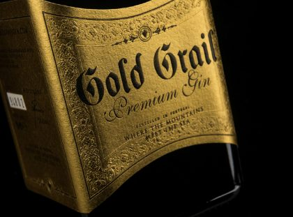 Discover the Gold Grail Gin - A Premium Gin With Notoriety premium gin Discover the Gold Grail Gin – A Premium Gin With Notoriety featuredle 420x311