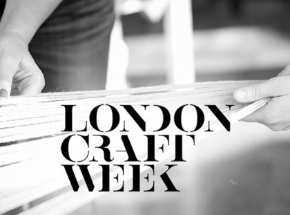 London Craft Week - Everything You Need To Know FT london craft week London Craft Week 2019 – Everything You Need To Know London Craft Week Everything You Need To Know FT 420x311