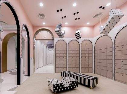 Architectural Firm x+living Creates Whimsical Space in China FT architectural firm Architectural Firm x+living Creates Whimsical Space in China Architectural Firm xliving Creates Whimsical Space in China FT 420x311