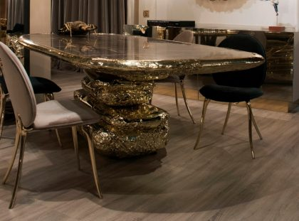 Exquisite Luxury Dining Tables For An Imposing Dining Room FT luxury dining table Exquisite Luxury Dining Tables For An Imposing Dining Room Exquisite Luxury Dining Tables For An Imposing Dining Room FT 420x311