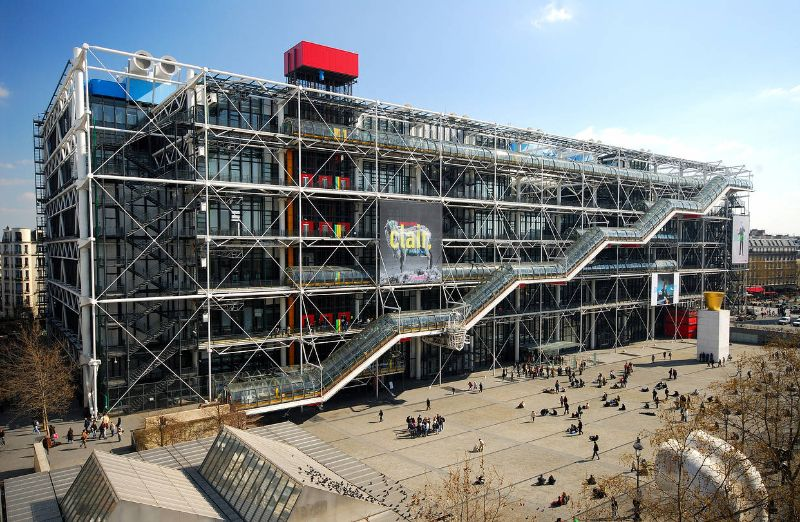 best architect The Best Architects Of All Time And Their Iconic Creations Pompidou Center