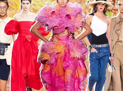 The Biggest Fashion Trends For The Summer