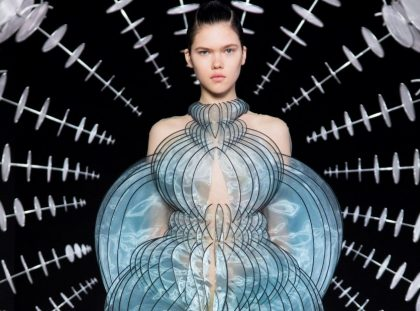 Try Not To Get Hypnotized By This Couture Collection