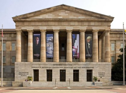 The Smithsonian's National Portrait Gallery Receives A New Guest FT smithsonian The Smithsonian's National Portrait Gallery Receives A New Guest The Smithsonian   s National Portrait Gallery Receives A New Guest FT 420x311