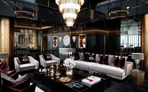Black and Gold Reign In This Luxury Home FT luxury home Black and Gold Reign In This Luxury Home Black and Gold Reign In This Luxury Home FT 480x300