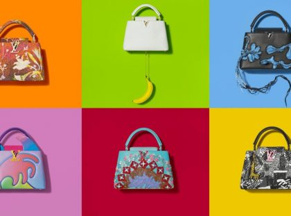 Louis Vuitton's ArtyCapucines Gets Reimagined By Contemporary Artists louis vuitton Louis Vuitton's ArtyCapucines Gets Reimagined By Contemporary Artists Louis Vuittons ArtyCapucines Gets Reimagined By Contemporary Artists ft 420x311