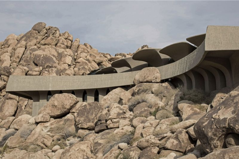 An Extraordinary Architectural Design In Joshua Tree (1) architectural design An Extraordinary Architectural Design In Joshua Tree An Extraordinary Architectural Design In Joshua Tree 1