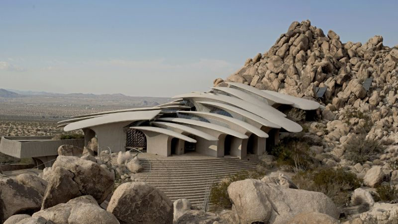 An Extraordinary Architectural Design In Joshua Tree (2) architectural design An Extraordinary Architectural Design In Joshua Tree An Extraordinary Architectural Design In Joshua Tree 2