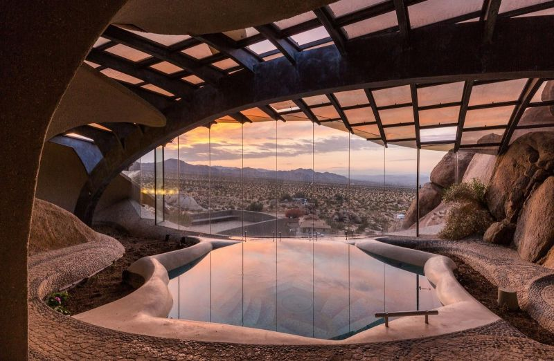 An Extraordinary Architectural Design In Joshua Tree (8) architectural design An Extraordinary Architectural Design In Joshua Tree An Extraordinary Architectural Design In Joshua Tree 8