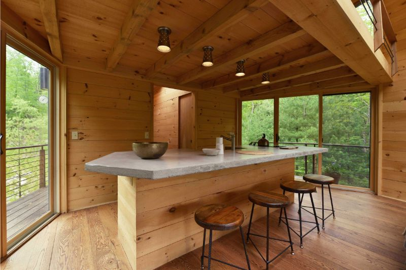 Anthony Gibbon's Twine House Is A Testament To Modern Architecture (10)